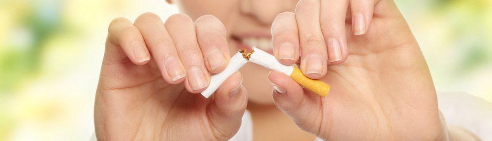 ترک سیگار با طب سوزنی