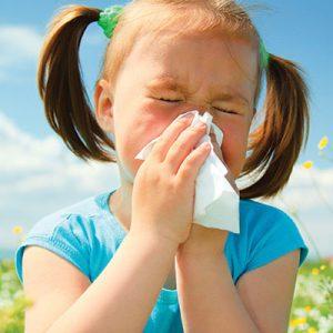طب سوزنی و آلرژی -
